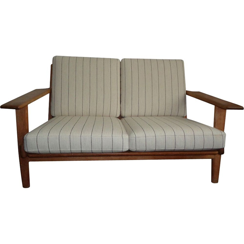 Vintage living room set GE 290 series by Wegner for Getama 1950s