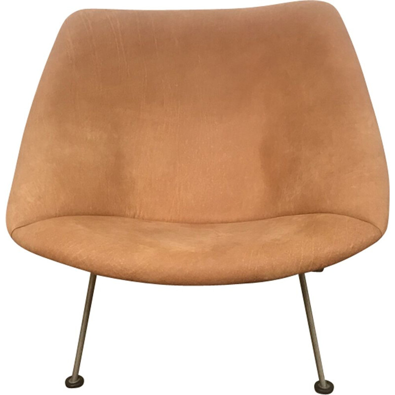 Vintage armchair Oyster by Pierre Paulin for Artifort