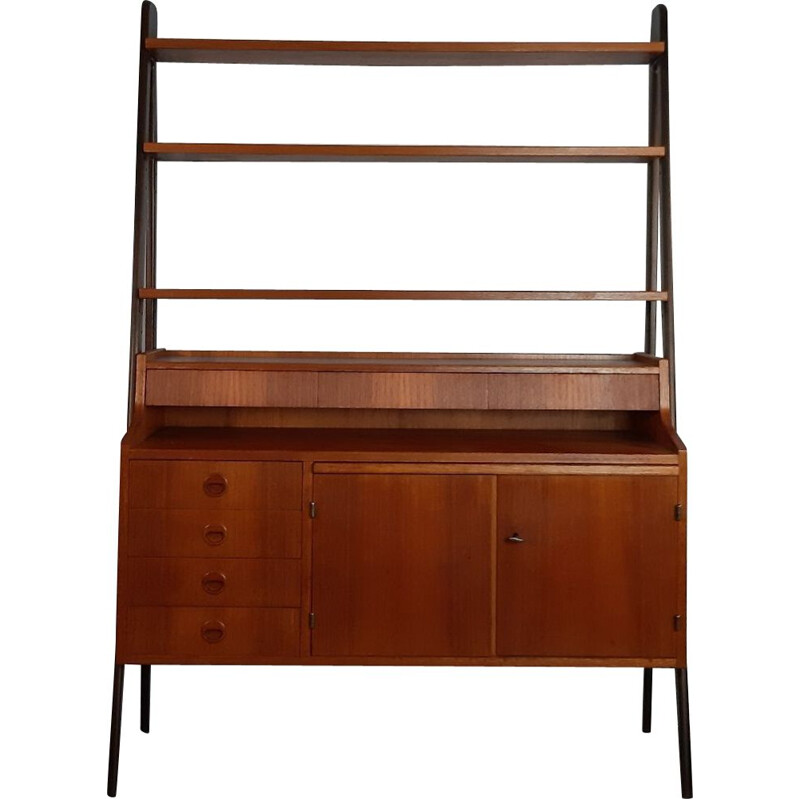 Vintage teak chest of drawers for AB Svenska Ramfabriken 1950