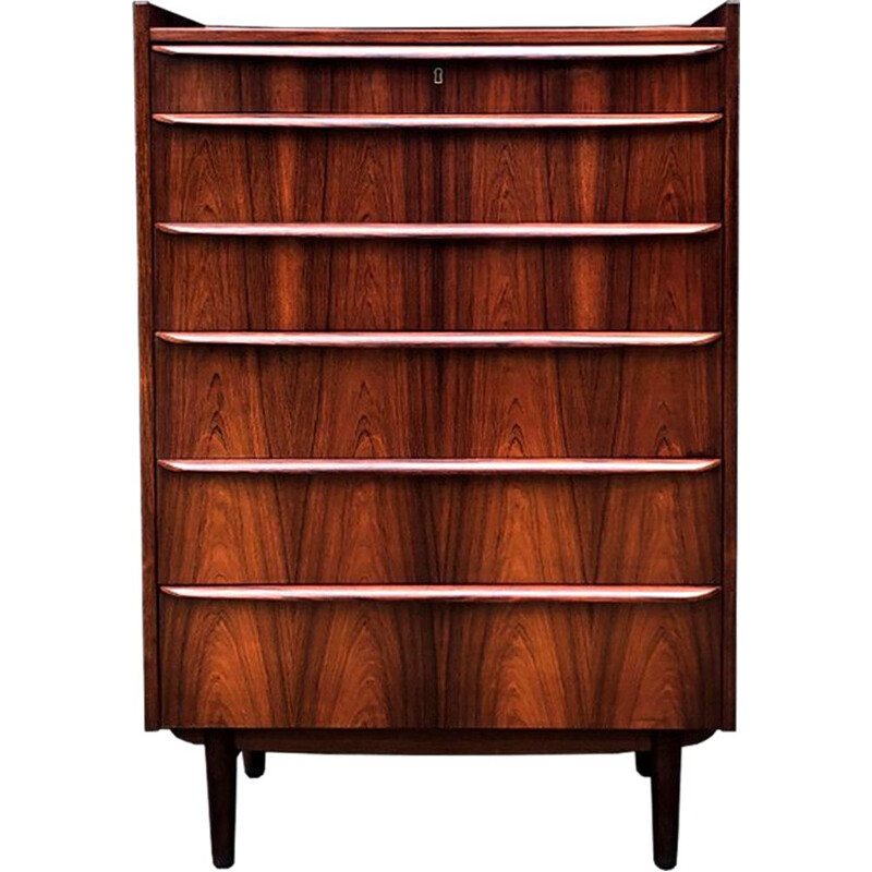 Vintage chest of drawers in Rosewood 1960s