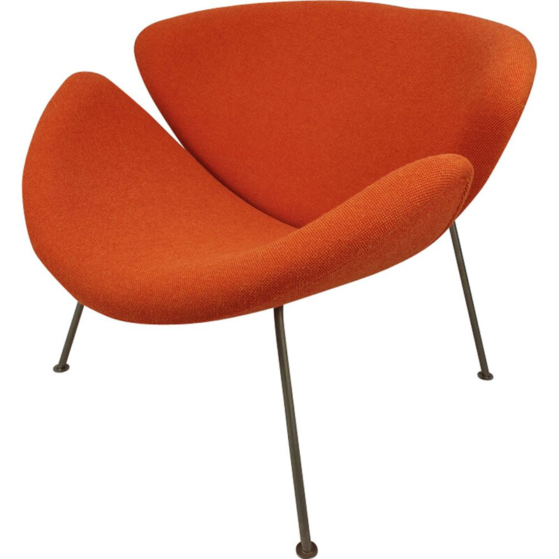 Orange Slice lounge chair by Pierre Paulin for Artifort