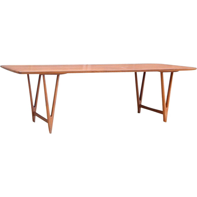 Vintage coffee table by E.W Bach