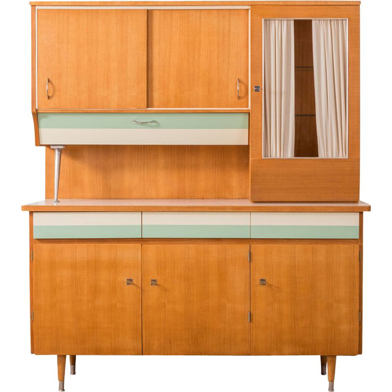 Vintage kitchen cabinet from the 50s