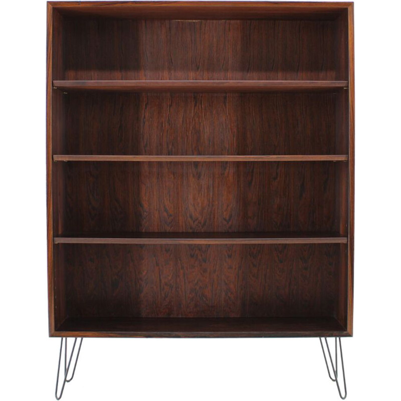 Vintage bookcase in rosewood from the 60s