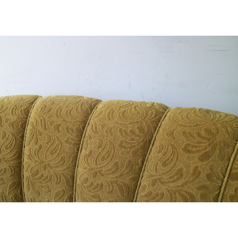 Vintage Danish 2 Seater Sofa Art Deco Style 1930 Design Market