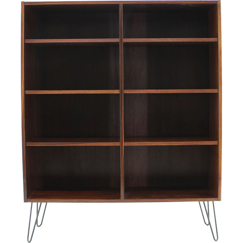 Vintage danish bookcase in rosewood from the 60s