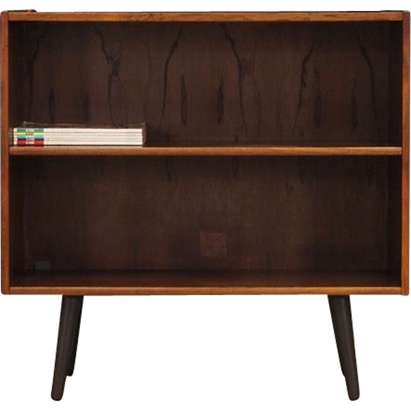 Vintage bookcase in rosewood, Danish design