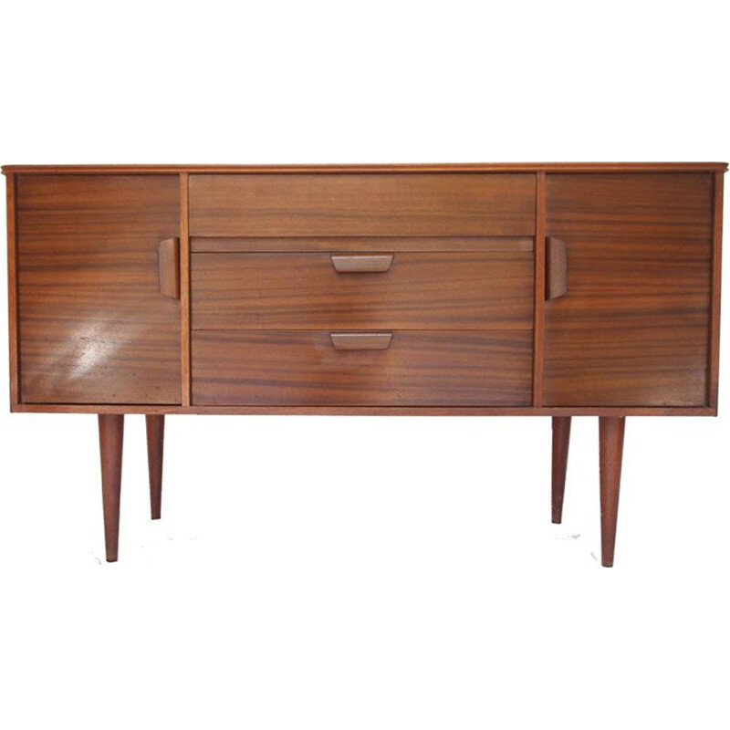 Vintage scandinavian sideboard from the 60s