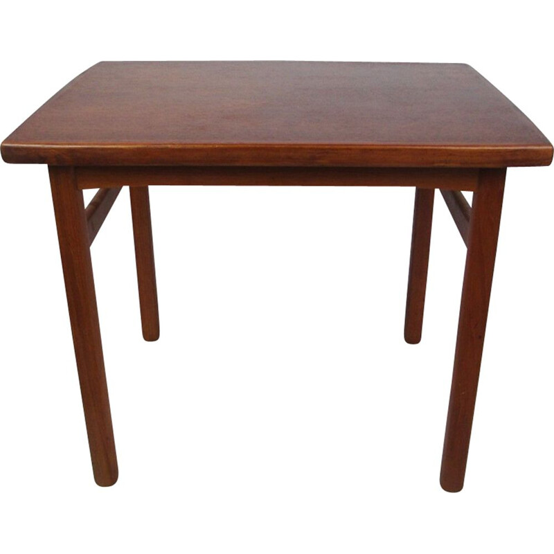 Vintage teak side table 1960