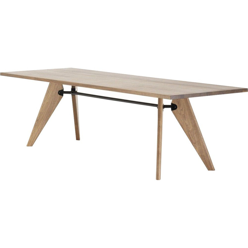 """Solvay"" dining table by Jean Prouvé for VITRA"