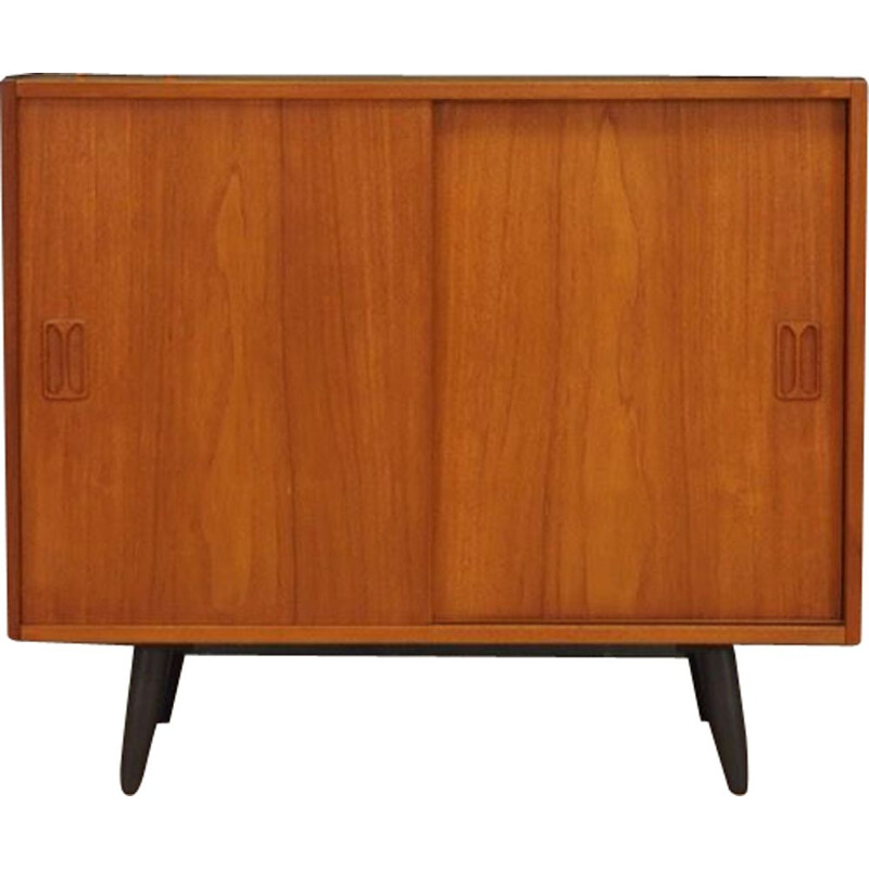 Vintage Danish cabinet in teak by Niels J. Thorso from the 60s