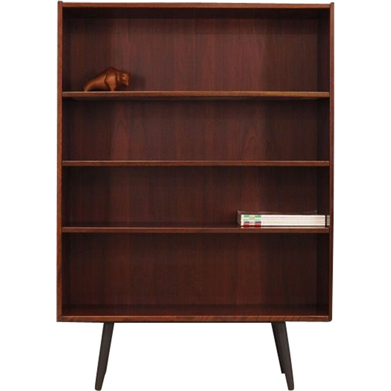 Vintage bookcase in rosewood 1960