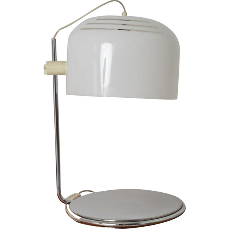 Vintage Harvey Guzzini adjustable lamp