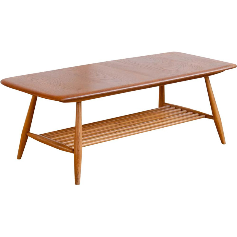 Vintage Ercol 104cm coffee table