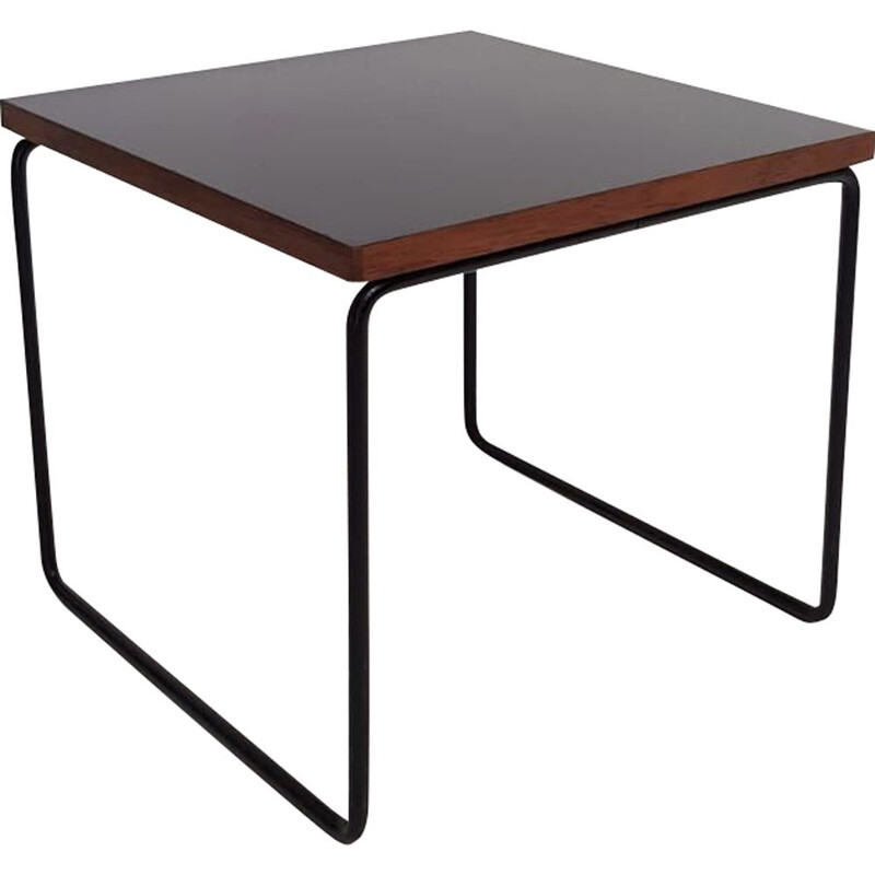 Vintage coffee table Volante by Pierre Guariche for Steiner 1950s