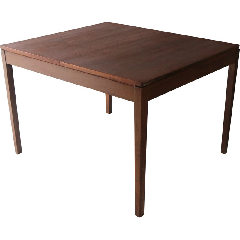 Vintage dining table extending by Stag 1970s