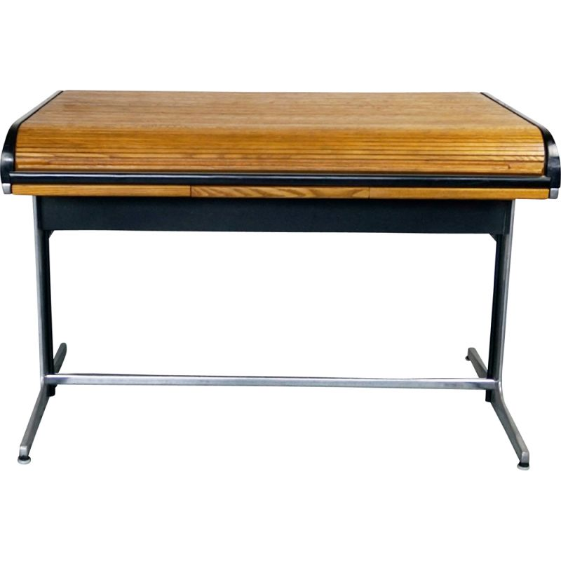 Vintage desk Action Office by George Nelson for Herman Miller 1960s