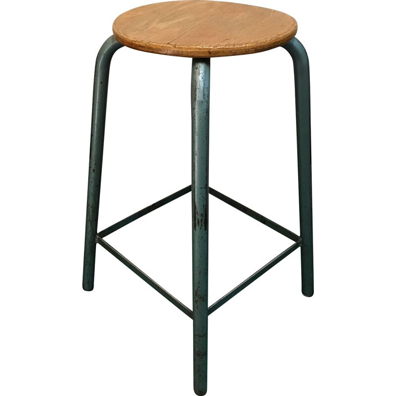 Vintage industrial stool by MATCO