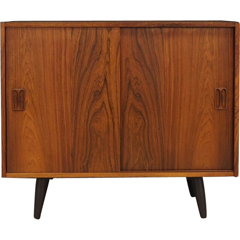 Vintage scandinavian cabinet by Thorso in rosewood 1970s