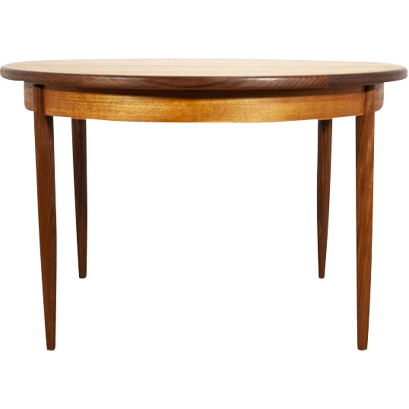 Vintage dining Fresco table for G-Plan in teakwood 1960s