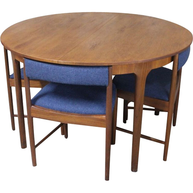 Vintage dining set for McIntosh in teakwood 1960
