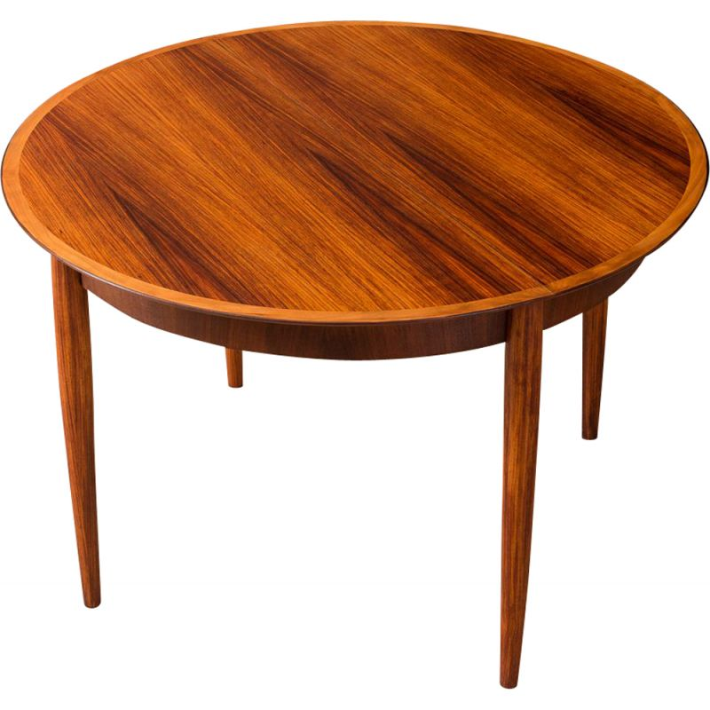 Vintage dining table by Lübke from the 1960s