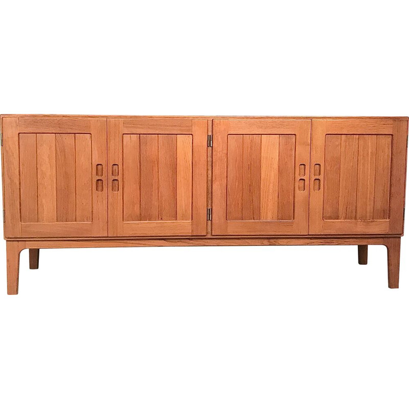 Vintage danish sideboard in teakwood 1960s