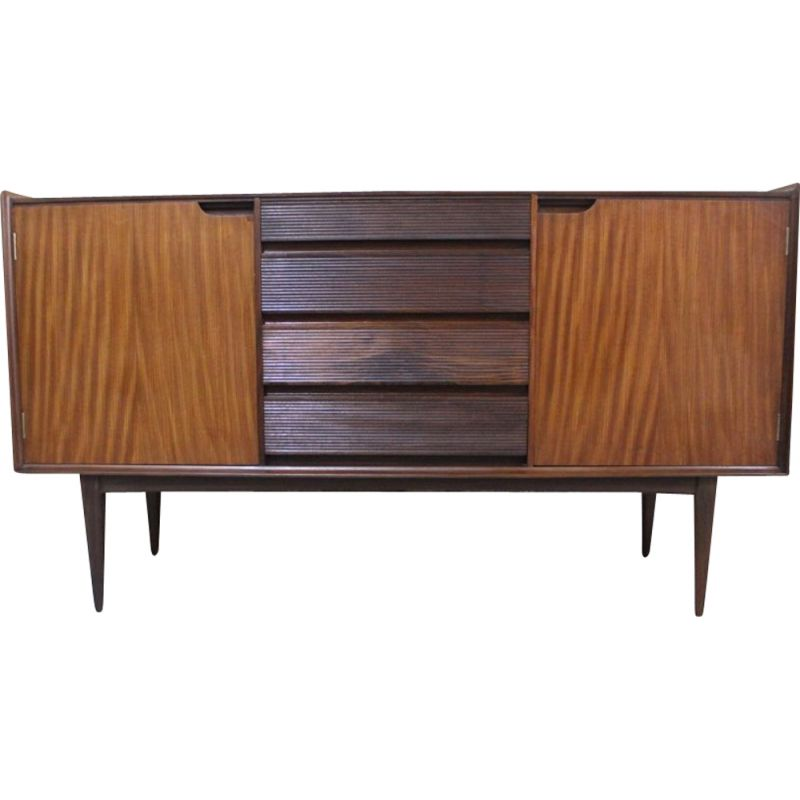 Vintage sideboard in afromosia by Richard Hornby 1960s