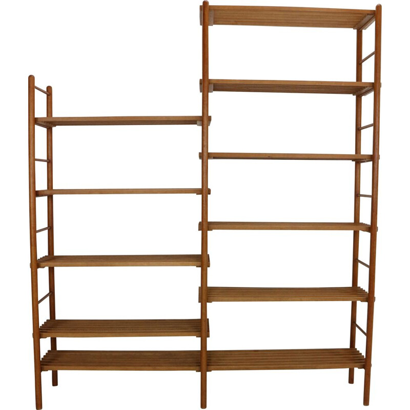 Vintage bookcase, plant stand or Wall unit- Dutch