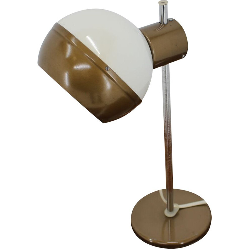 Vintage table lamp Drukov, 1970