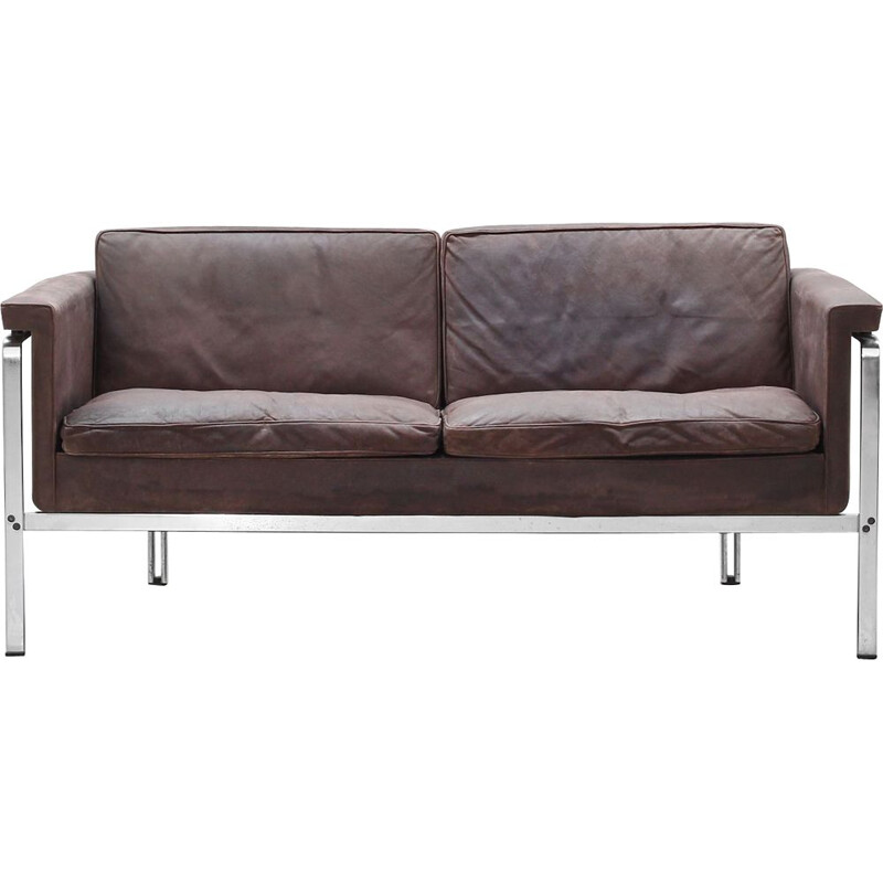 Vintage sofa by Horst Brüning for Alfred Kill International 1968