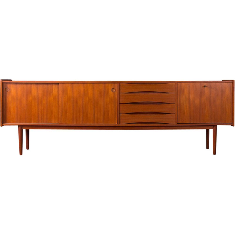 Vintage teak sideboard from the 1960s