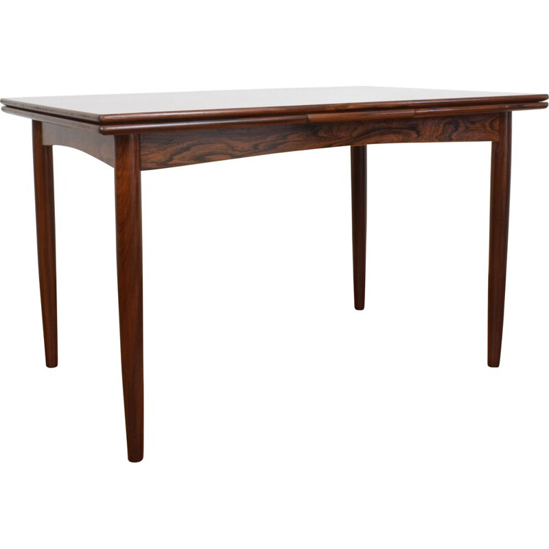 Vintage Danish extentable dining table, 1960s