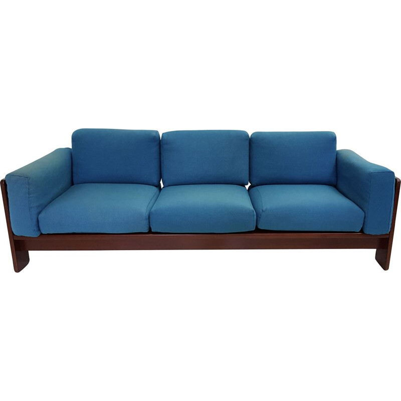 Vintage 3-seater sofa Bastiano by Tobia Scarpa for Knoll 1970s