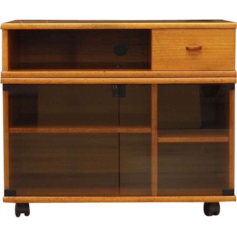 Vintage TV cabinet in teak danish design