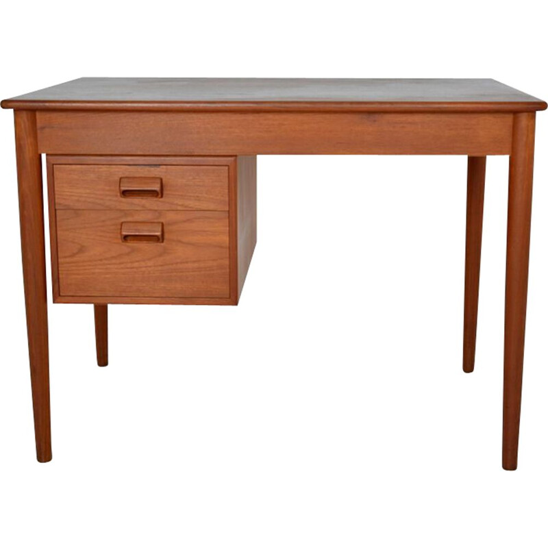 Vintage desk By The Mogensen Model 131 by Saborg M-bler