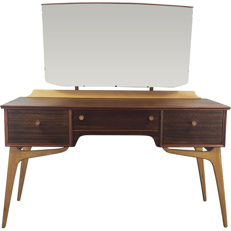 Vintage dressing table by Alfred Cox for AC Furniture, 1950s