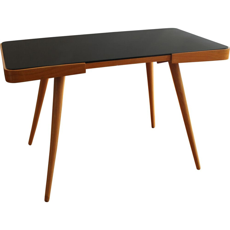 Vintage coffee table by Jiri Jiroutek for Interier Praha 1960s