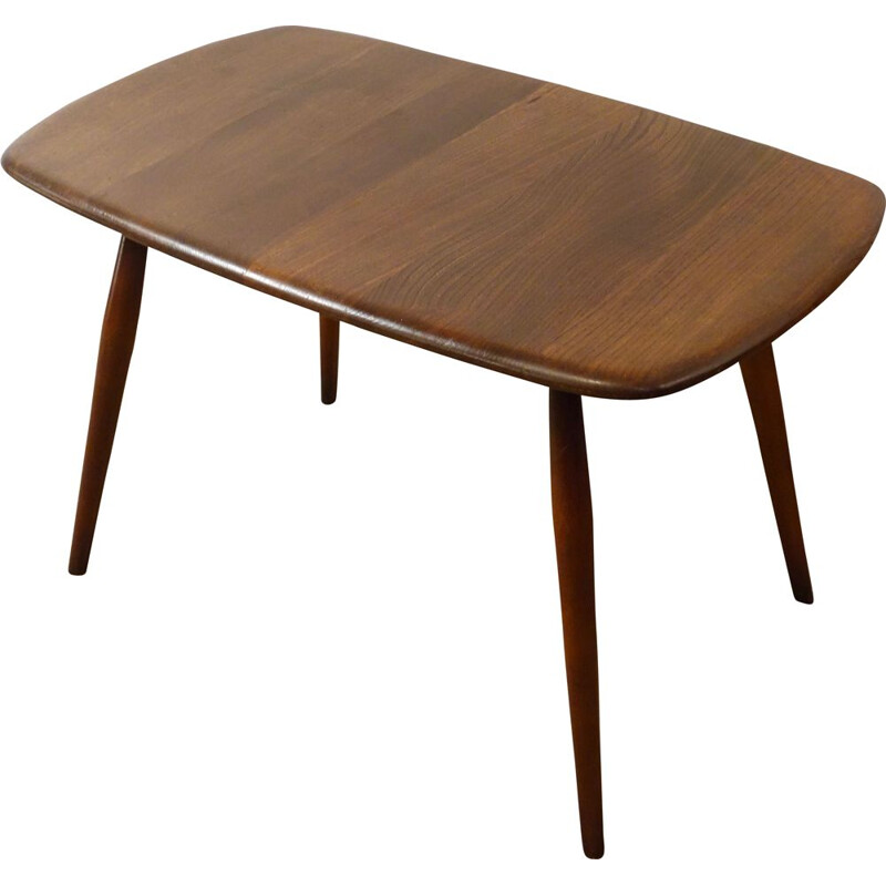 Vintage Lucian Ercolani coffee table for Ercol