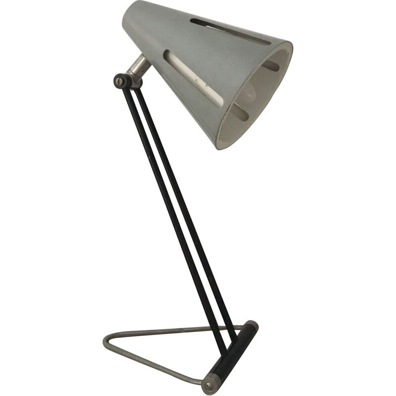 Vintage desk lamp by H. Th. J. A. Busquet for Hala 1960s