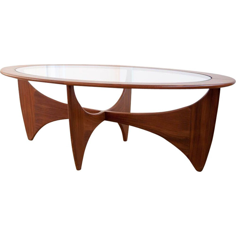 Vintage coffee table Astro by Victor Wilkins for G Plan 1960s