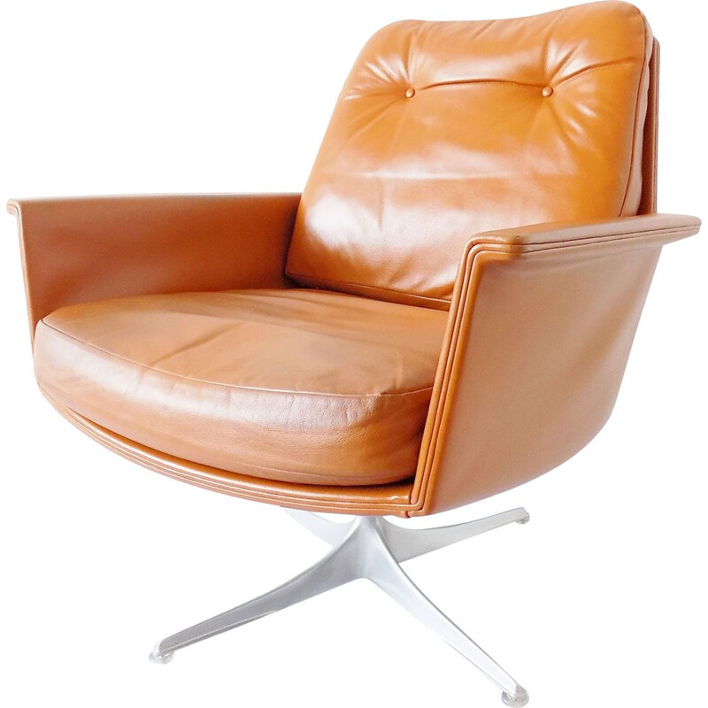 Vintage lounge chair COR Sedia by Horst Brüning Germany 1960s