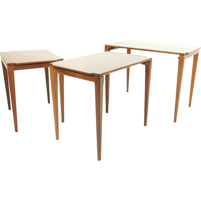 Vintage Richard Hornby Occasional Coffee Tables Teak