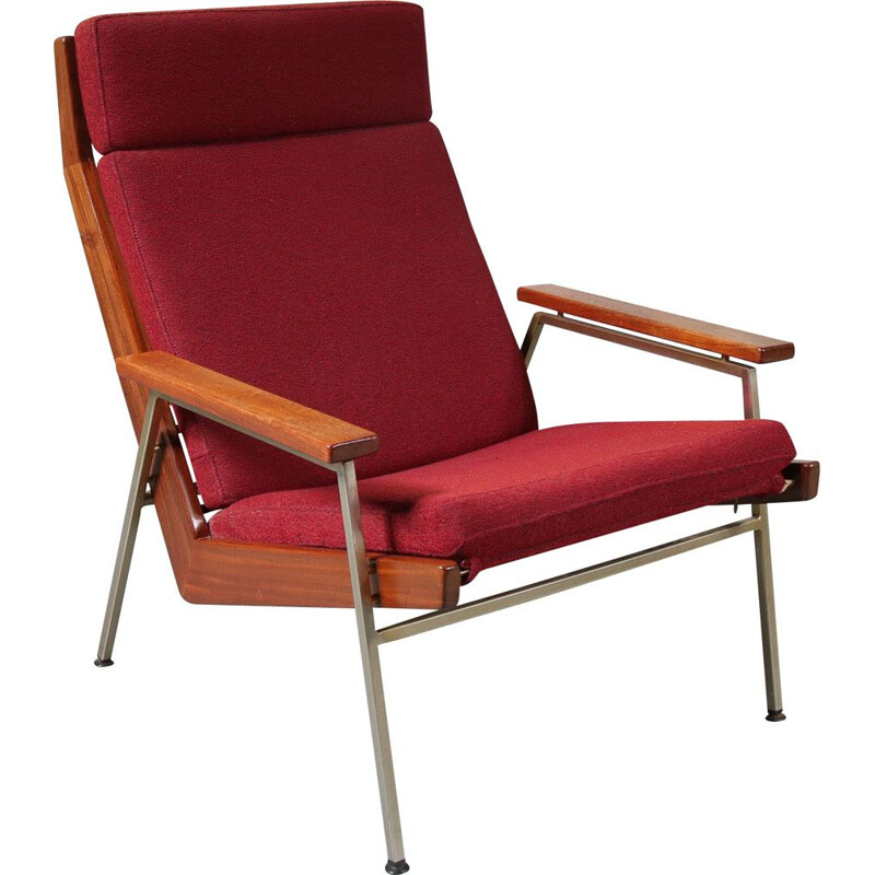 Vintage easy chair by Rob Parry for Gelderland the Netherlands 1960s