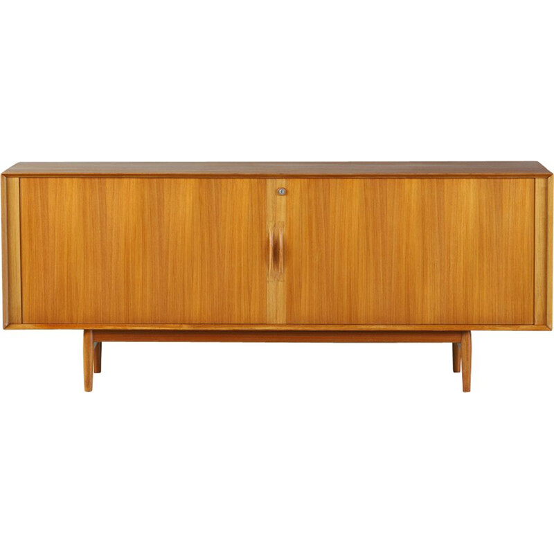 Vintage Sideboard by Arne Vodder for Siblast, Model OS 37, Denmark, 1960