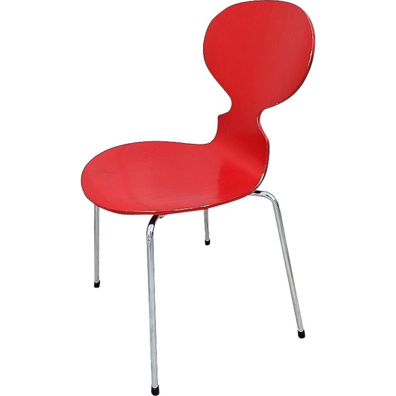 Vintage chair Ant Arne Jacobsen for Fritz Hansen