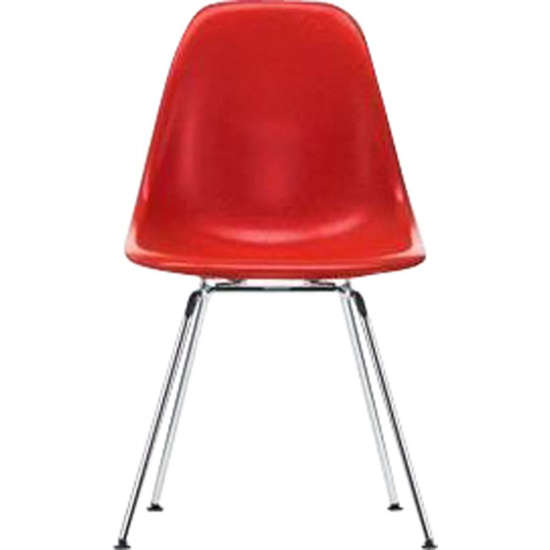 """""""Fiberglass Side Chair DSX"""" by Charles and Ray Eames for VITRA"""