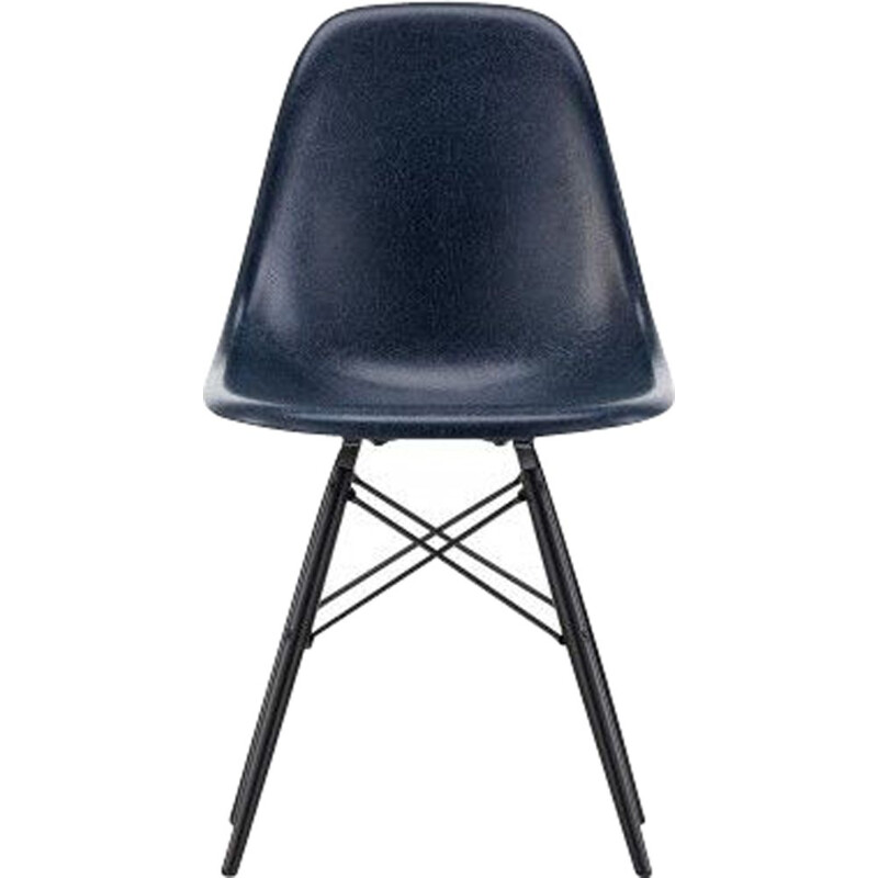"""Fiberglass Side Chair DSW"" by Charles and Ray Eames for VITRA"