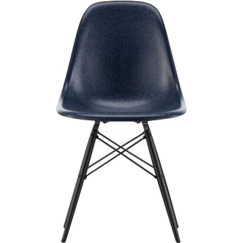 """""""Fiberglass Side Chair DSW"""" by Charles and Ray Eames for VITRA"""