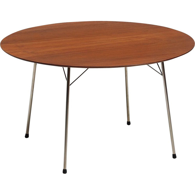 "Vintage dining table, model ""3600""  by Arne Jacobsen 1960s"